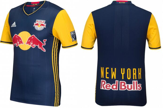Camiseta alterna del NYRB