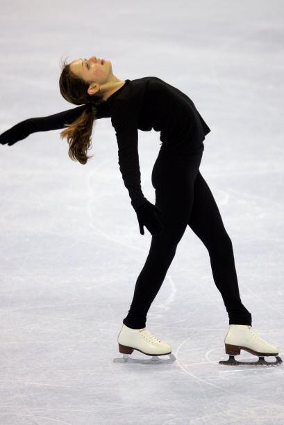 Sasha Cohen es reconocida a nivel mundial por ser una de las patinadoras...