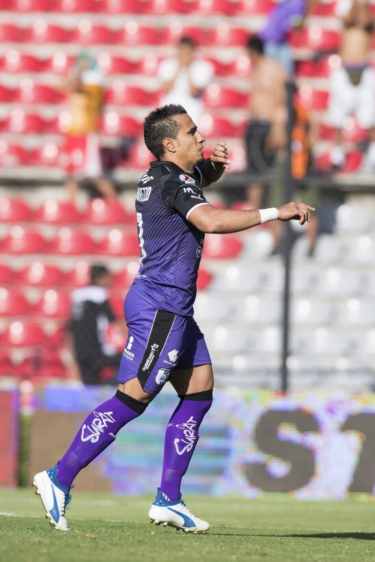 Jaguares consiguió empate con sabor a triunfo de su visita a Querétaro C...
