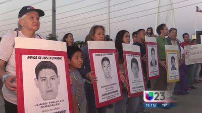 Recuerdan a estudiantes de Ayotzinapa