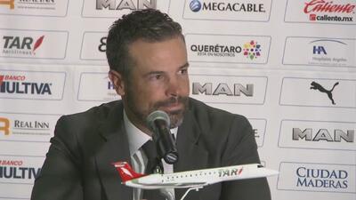 Rafael Puente del Río le restó méritos a la victoria de Dorados 1-3 sobre Querétaro