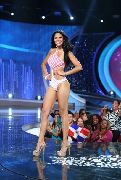 Para esta dominicana llegar a la gran final no fue nada fácil pero graci...