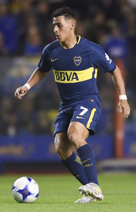 Uno de los mejores jugadores de Boca Juniors, llamado últimamente a la s...