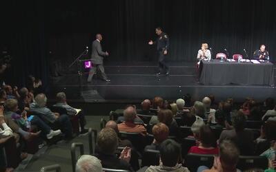 Autoridades de Houston aumentarán esfuerzos para combatir la violencia y...