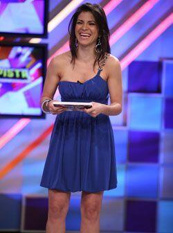Alessandra nos explicó que su mejor truco de belleza es usar un m...