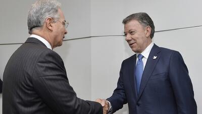 Acuerdo de paz en Colombia vuelve a reunir al presidente Juan Manuel San...