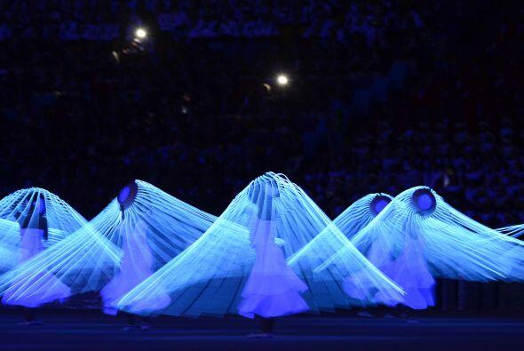 """El clásico """"Lago de los Cisnes"""" de Tchaikovski."""