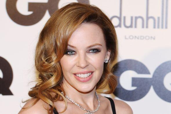 'The Showgirl Princess' es el libro infantil de Kylie Minogue que fue la...