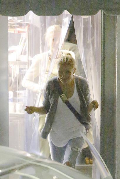 Cameron Diaz ha sido una gran compañía para Gwyneth Paltrow,  quien puso...