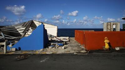A un año del paso del huracán María, persisten las dificultades en Puerto Rico