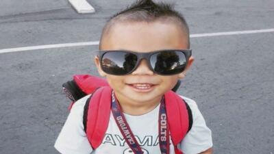 Se entrega el sospechoso de disparar y asesinar a un niño de tres años en Compton, California