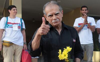 Lo más importante sobre el caso de Óscar López Rivera, quien recuperó su...