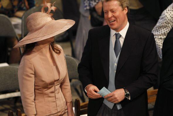La familia de la inolvidable Diana de Gales tampoco fue, como el t&iacut...