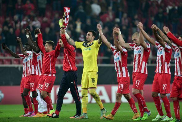 """14.- GRECIA: Súper Liga """" 635 puntos"""