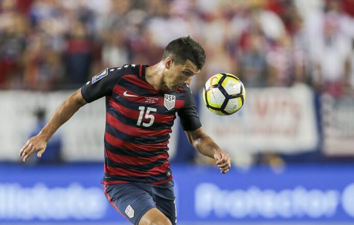Eric Lichaj (Estados Unidos): un gol.