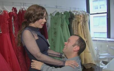 A solo horas de la boda, Carlitos 'el productor' le pidió a Gelena Solan...