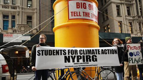 Las instituciones de educación superior se unen a esta lucha comp...