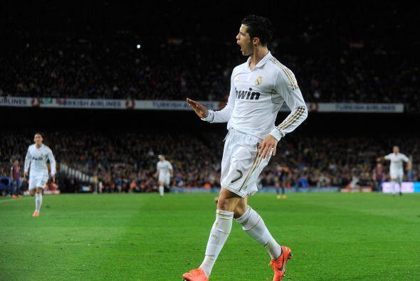 En ese partido Cristiano Ronaldo se alzó como el jugador del encuentro c...