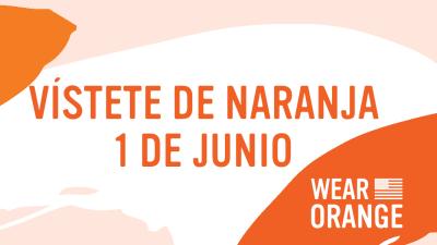 Vístete de naranja: Estos son los eventos que se realizarán en todo el país contra la violencia de armas