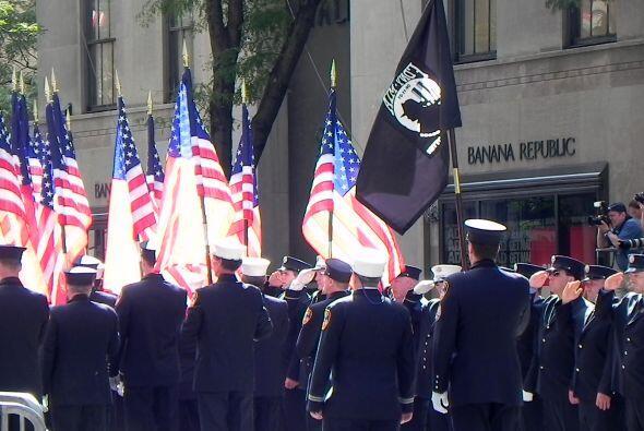 Bomberos del 9/11 honrados en San Patricio 1601df4f381f43c98f3c6e316dfc4...