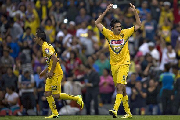 En el Clausura 2014 Jiménez y el América no tendrían la consistencia que...
