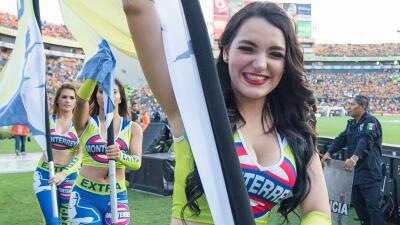 La belleza en la final del fútbol mexicano
