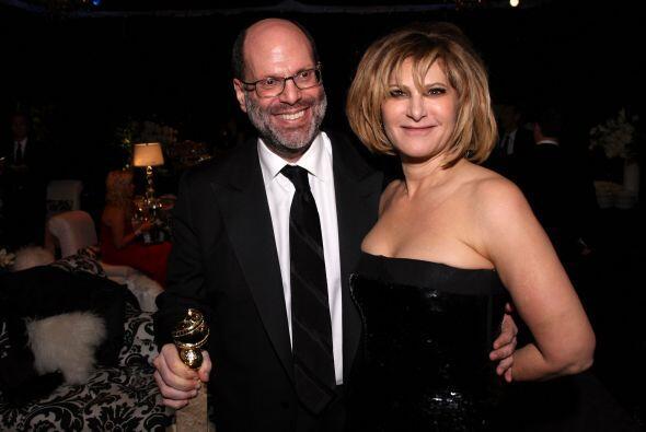 Scott Rudin, productor de Sony Pictures, está a sus 56 años en la posici...