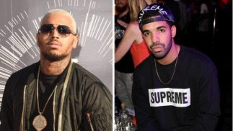 Chris Brown y Drake se encuentran el la lista de las autoridades, según...