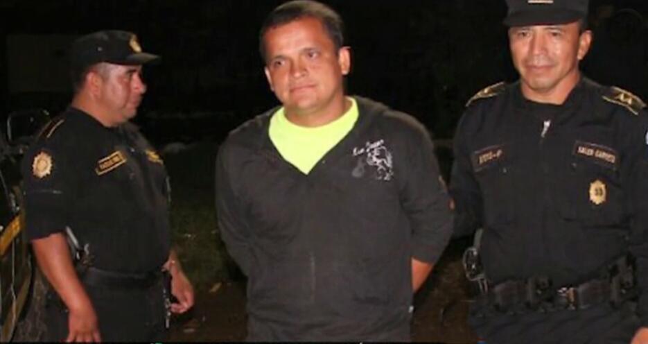 Welder Darío Morente Dubón no ha emitido declaraciones tras su arresto.