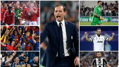La Juve consiguió el primer título del triplete que pretende esta temporada