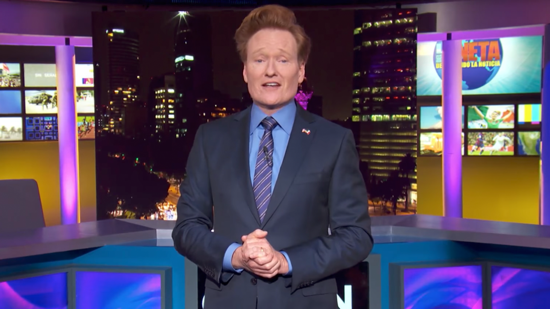 Conan O' Brien in Mexico