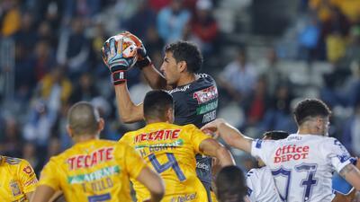 En Fotos: Tigres no saben ganar de visitante y rescata un punto en Pachuca
