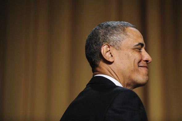 """""""Ya no soy el robusto joven socialista que era antes"""", dijo el president..."""
