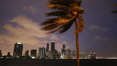 Se esperan buenas condiciones del tiempo, pero con posibilidad de lluvia en el sur de Florida