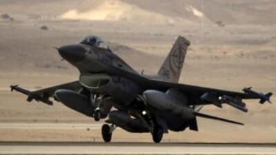 """Los aviones """"probablemente"""" operen a partir de bases jordanas y estén en..."""