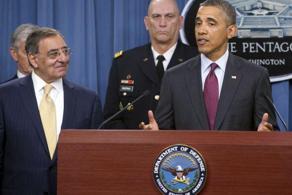 La estrategia, elaborada por jefes civiles y militares mediante una revi...