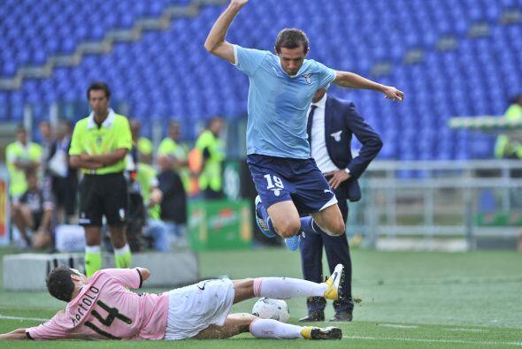 Liga italiana fecha 4 domingo