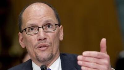 Tom Pérez, actual secretario del Trabajo de Estados Unidos.