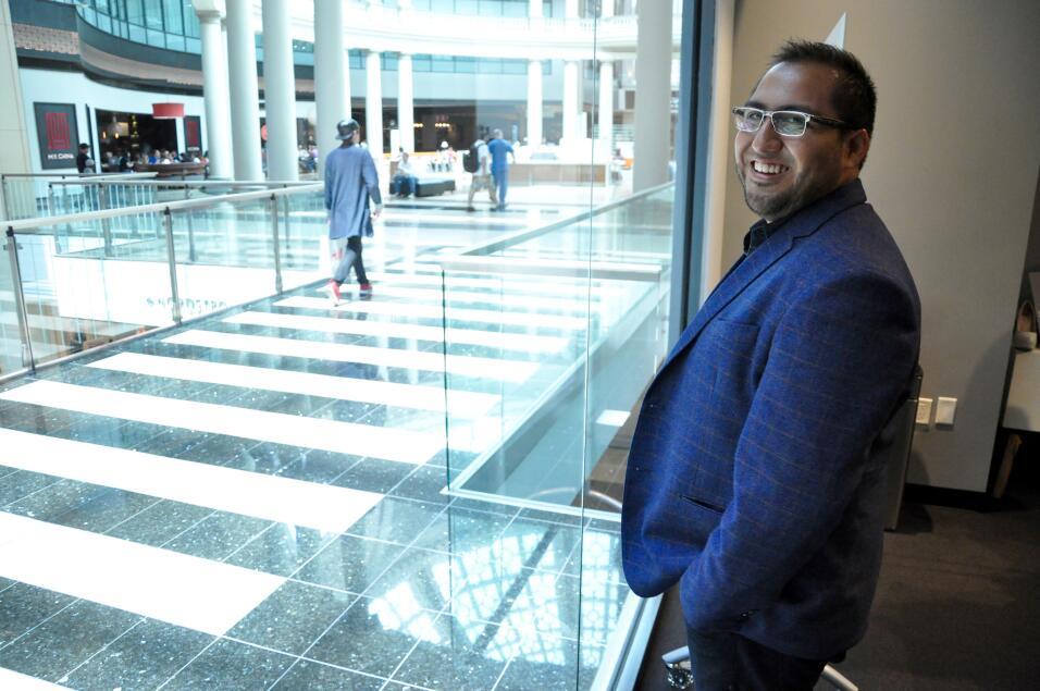 Felipe Servín es uno de los emprendedores latinos más prometedores de Si...
