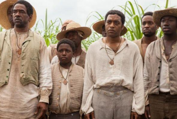 "Best motion picture, drama: ""12 Years a Slave"""