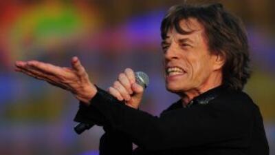Mick Jagger anunció que este año se convertirá en abuelo y bisabuelo est...