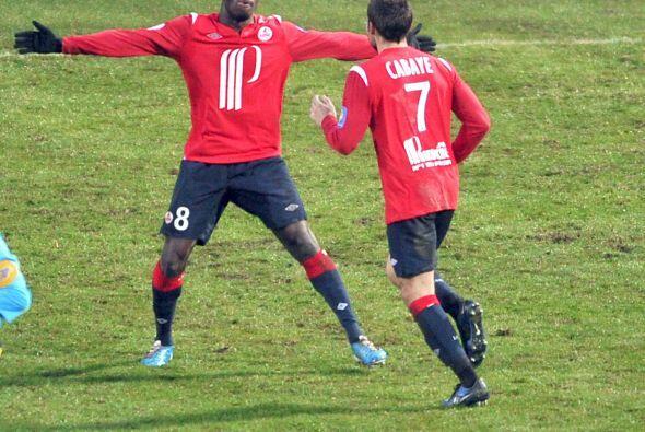 Liga francesa fecha 16 domingo