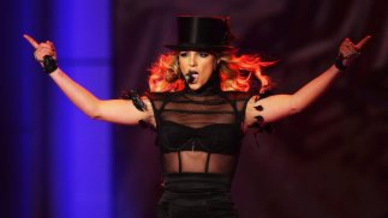 El show de Britney es tan bueno que podrían renovarle su contrato por do...