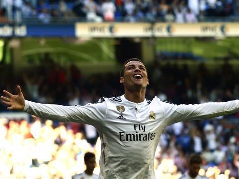 Los cinco goles que Cristiano Ronaldo anotó ante el Granada sigue...