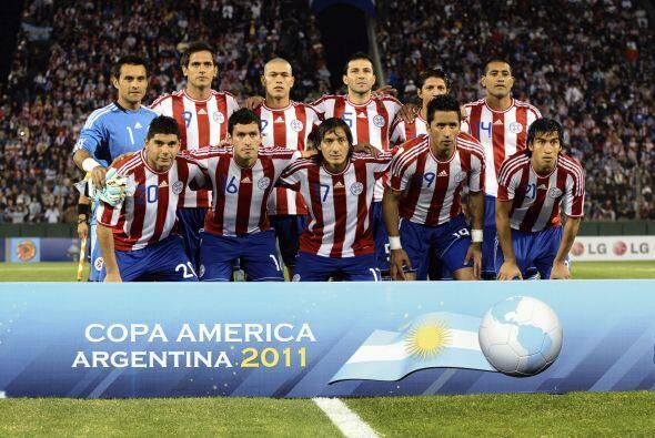 Paraguay, con su garra y órden defensivo, no llega de la mejor manera. E...