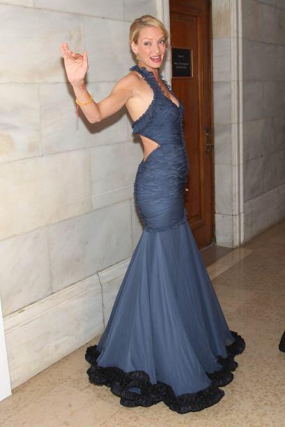 Thurman tiene 44 años y es considerada como una de las mujeres mejores c...