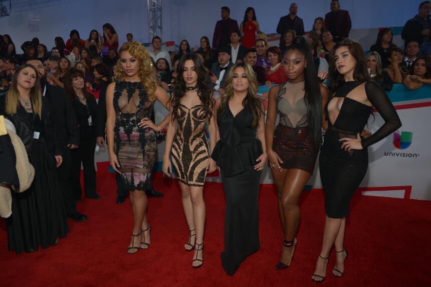 Las chicas de Fifth Harmony