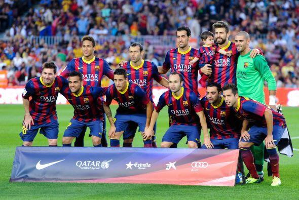 Cuatro ex campeones transitan por el H. El Barcelona nunca hasta ahora s...