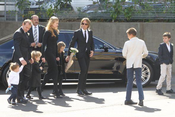 La familia de Kidman siempre se mantivo unida ante este difícil momento.