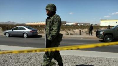 Ejército mexicano.